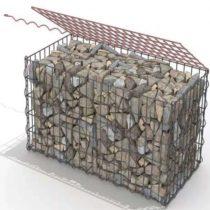 Gabioonid - kivikastid ja kiviseinad